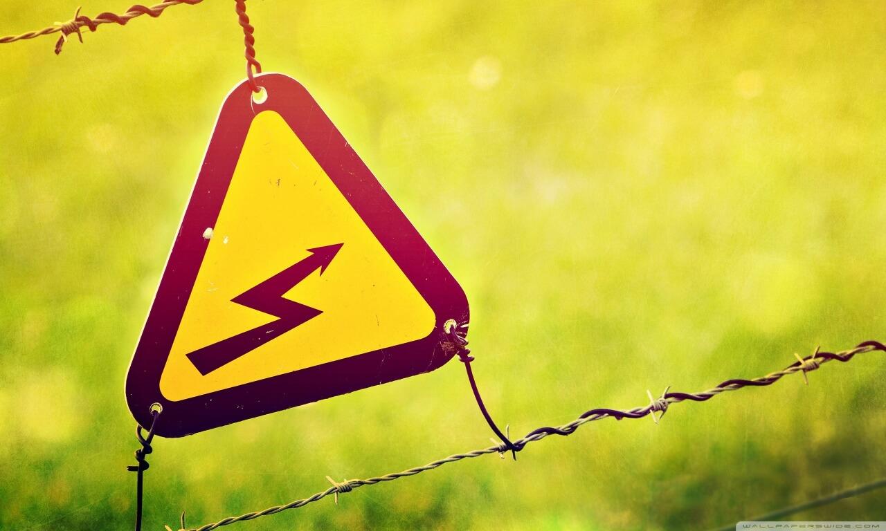 tehlike işareti