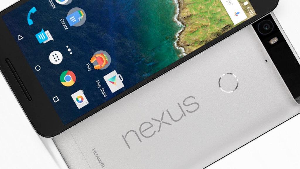 google nexus p6