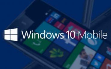 Windows 10 mobile Tekneloji
