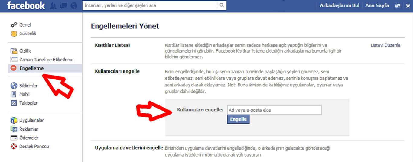 facebook-arkadas-engellemek