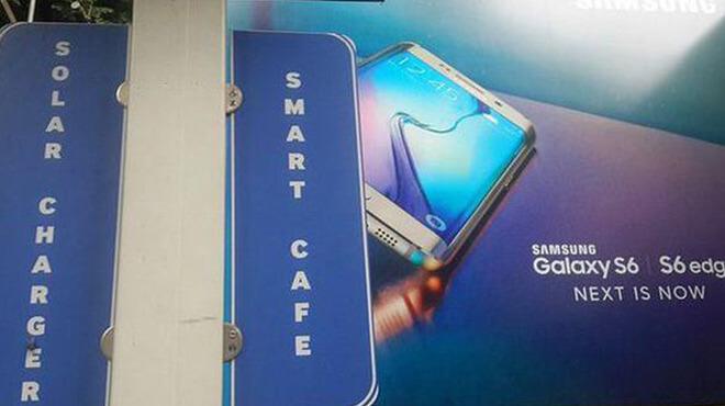 Photo of Samsung Güneş enerjisinden güç alan mobil şarj istasyonları kurdu.