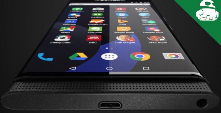 Photo of Blackberry'den Android Atılımı