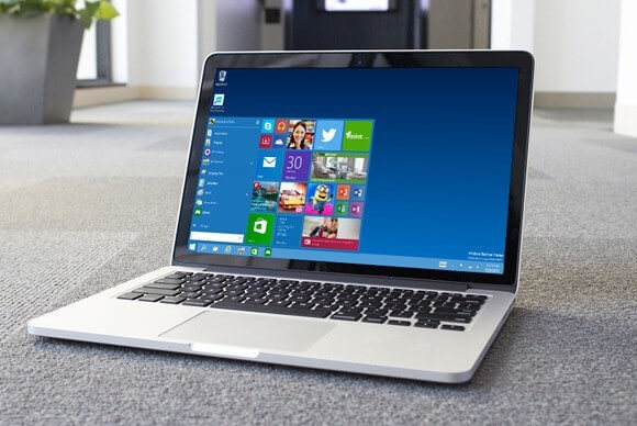 Photo of Windows 10 artık Apple mac modellerinede kurulabilecek