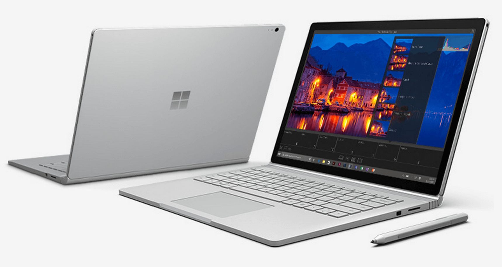 Photo of Microsoft'tan Surface Book