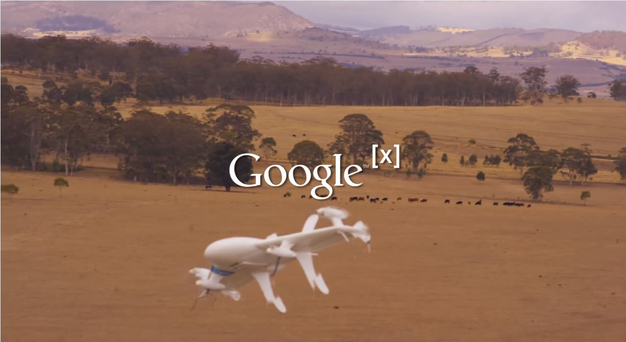Photo of Google Project Wing İle Kargo Teslimatı