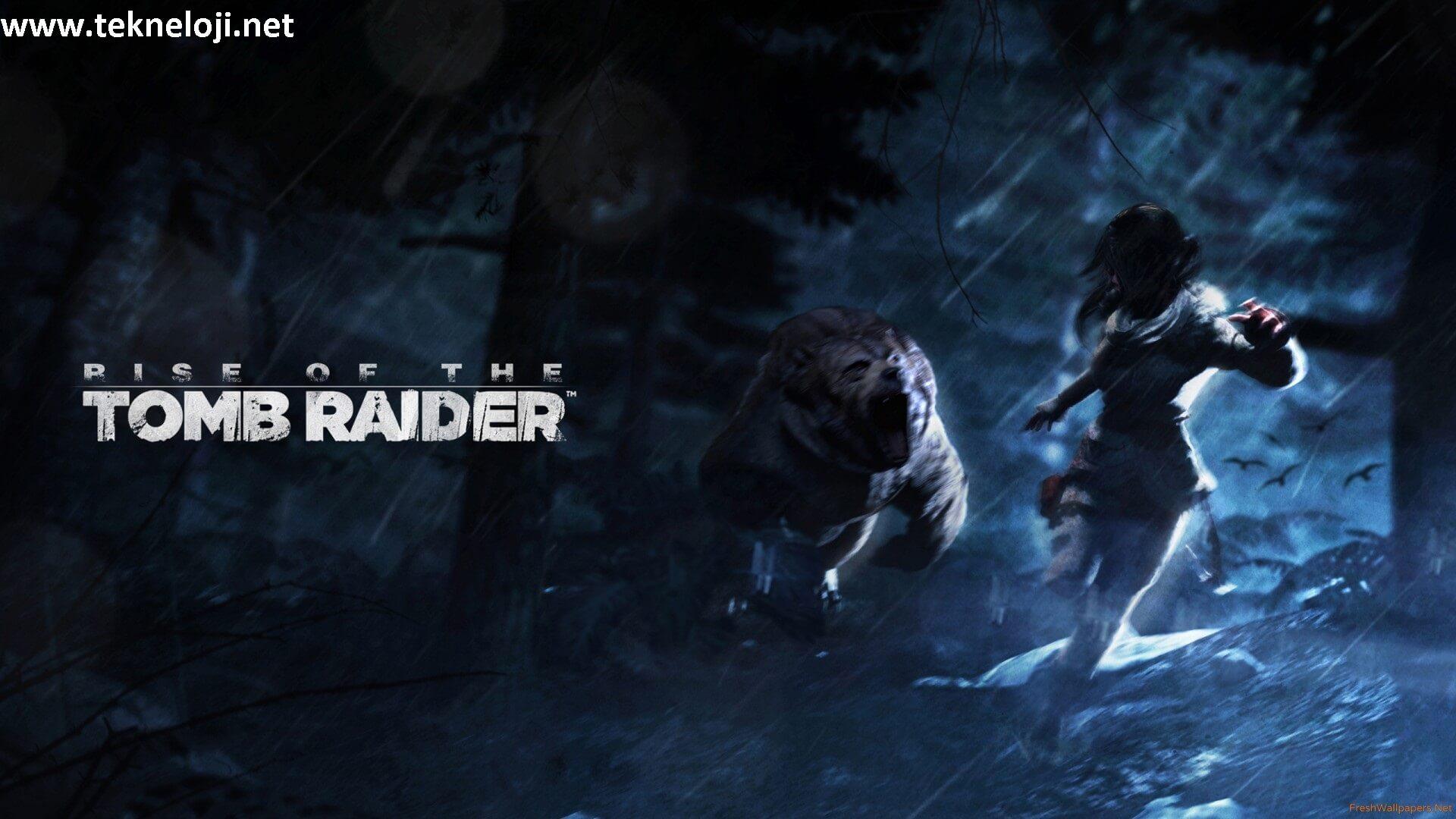 Photo of Rise Of The Tomb Raider Ön Yüklemeye Açıldı !