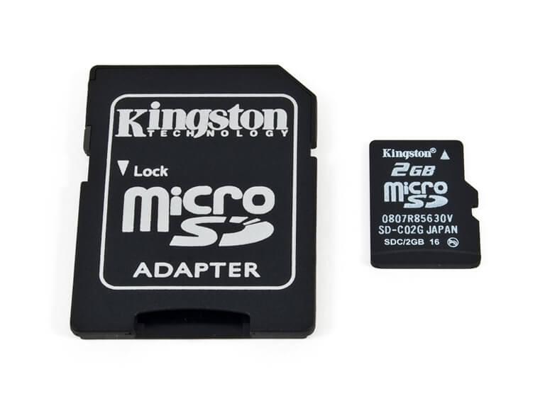 Photo of Kingston'dan Özel MicroSD Kart