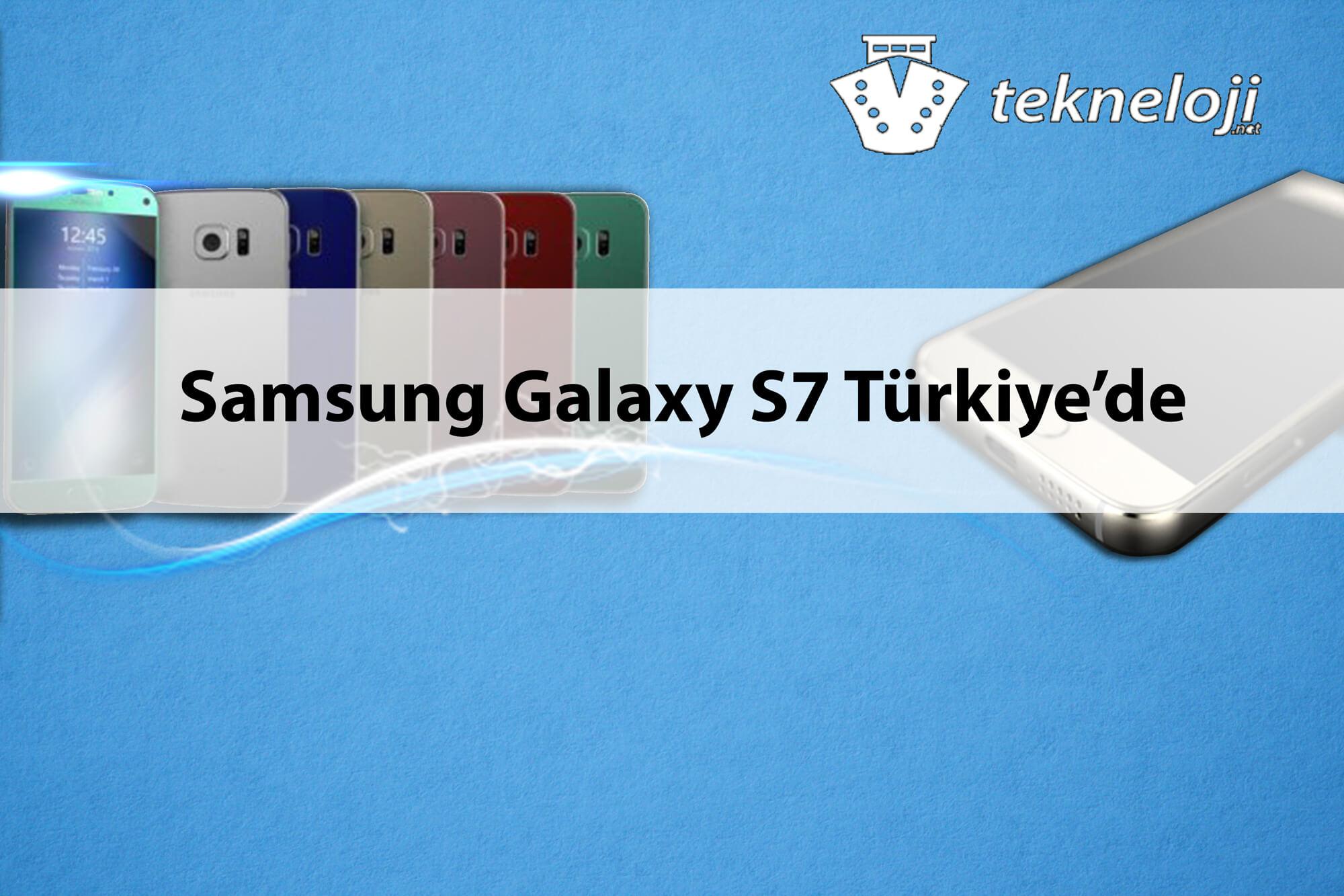 Photo of Samsung Galaxy S7 Türkiye Lansmanı Yapıldı