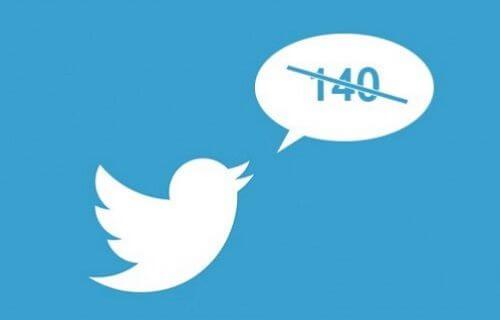 Photo of Twitter'da Link ve Fotoğraf Paylaşımında Karakter Sayısı Azalmayacak !