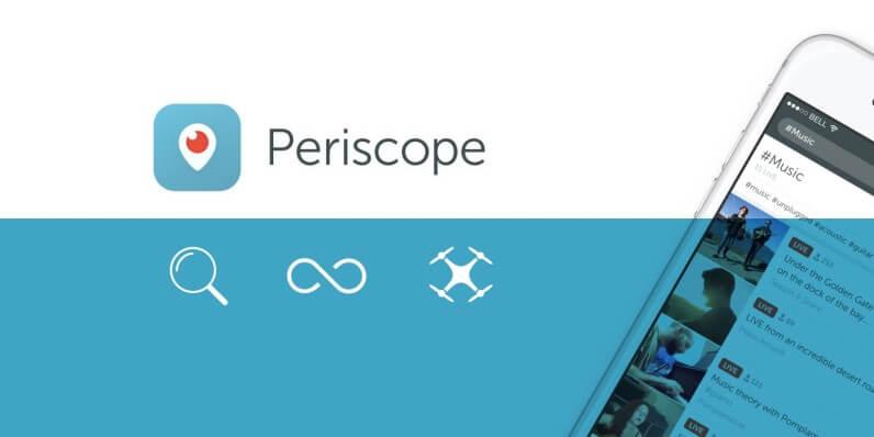Photo of Periscope'a Gelen Özelliklerin Ardı Arkası Kesilmeyecek Gibi Duruyor ( Yeni Özellik Geldi!)