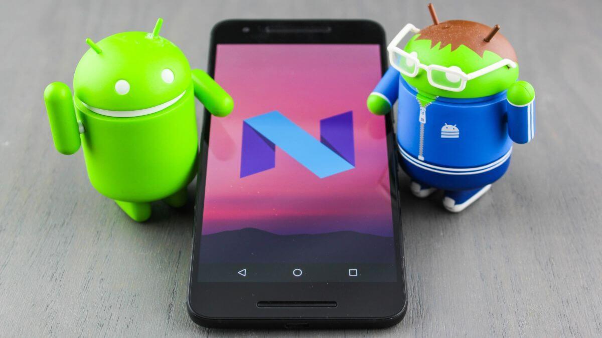 Photo of Beklenen Olmadı.. Android N 3D Touch İle Gelmiyor!