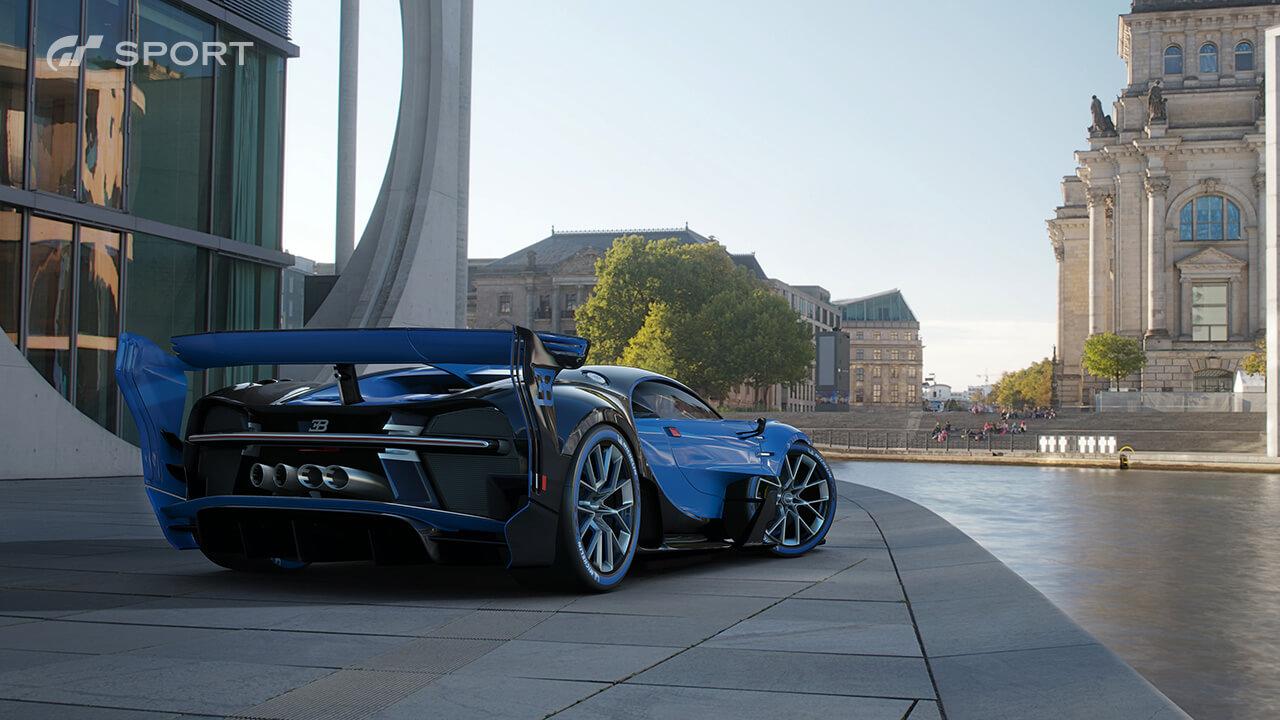 Photo of Gran Turismo Sport İçin Yeni Fragman Videosu