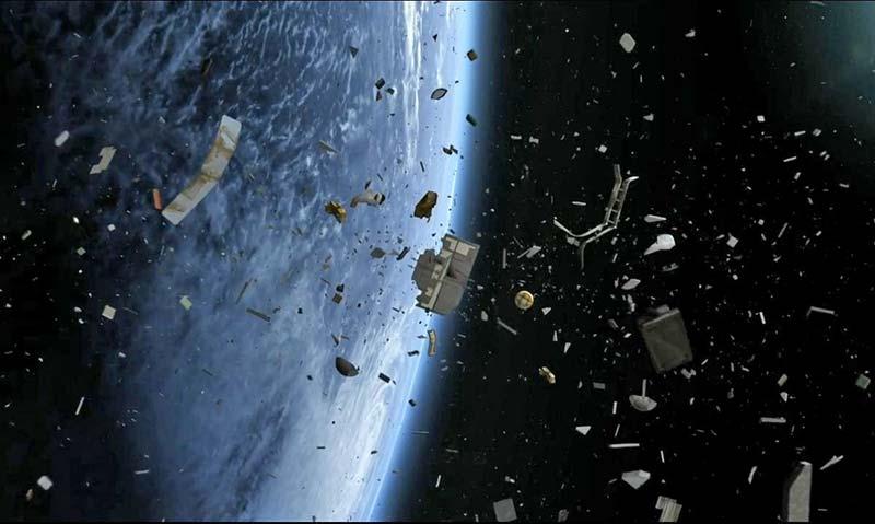 Photo of Japonya Uzay Çöplerini Temizleyecek Bir Proje İçin Testlere Başlayacak