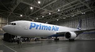 Photo of Amazon, Hava Taşımacılığına Başladı!