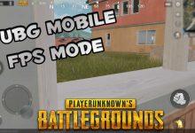 PUBG Mobil'de FPS Moduna Nasıl Geçilir