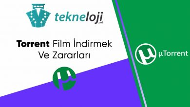 Photo of Torrent Film İndirmek Ve Zararları