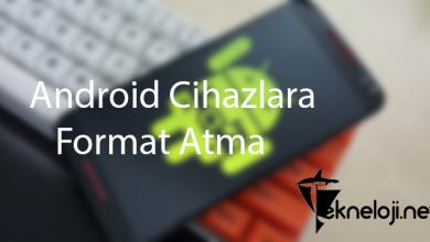 Photo of Android Telefona Format Nasıl Atılır?